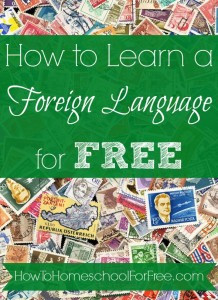 How to Learn a Foreign Language for FREE