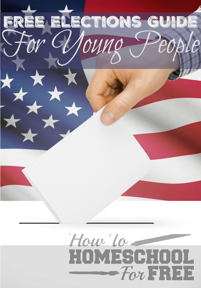 Elections for Young People Guide - primaries, delegates, parties, and more explained in simple terms!