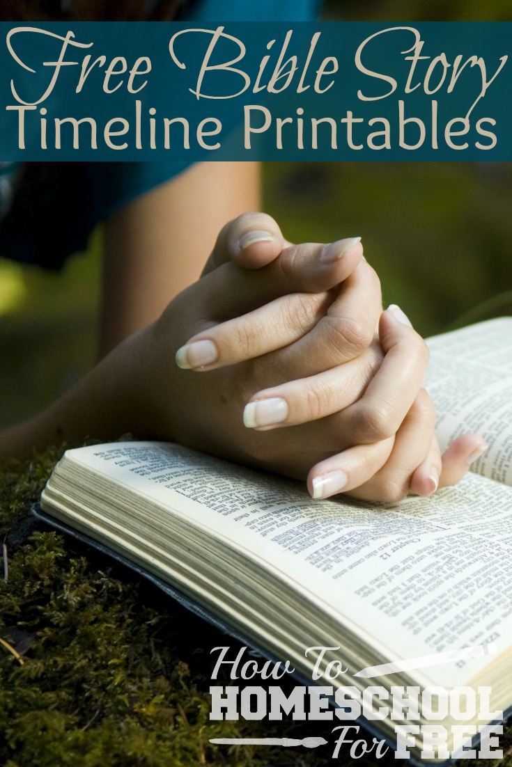 Add these fabulous FREE Bible Printables to your kid's studies!