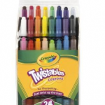 Twistable Crayons For Toddlers