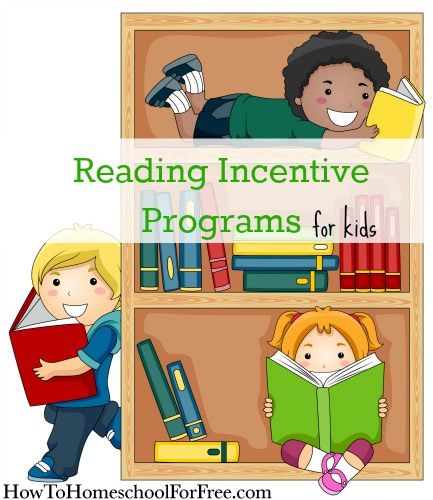 Reading Incentives For Kids