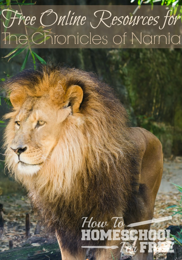 These FREE online resources go great with your Chronicles of Narnia Study! Printables, coloring pages, unit studies, and more!