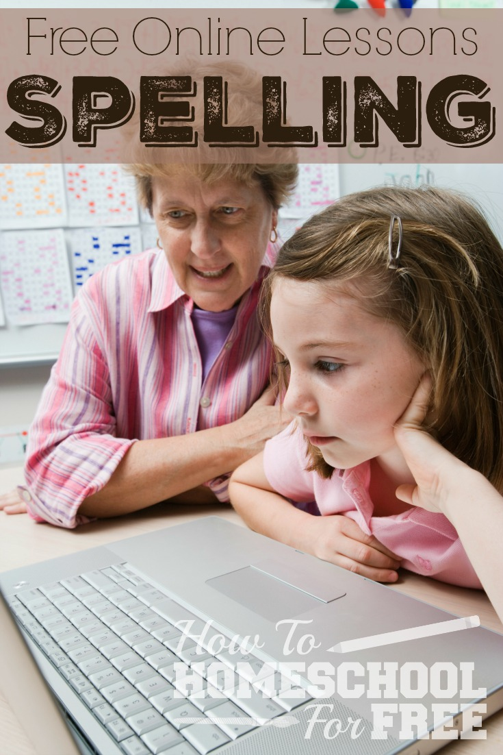 FREE online spelling and Vocabulary lessons!